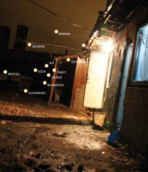 Abgeschobene Roma in Serbien. Journalistische, juristische und medizinische Recherchen