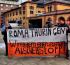 101 Menschen vom Baden-Abschiebeairport in den Balkan abgeschoben, darunter 37 Kinder. Eine Abschiebung aus Freiburg/…Roma Thüringen demonstrieren gegen Abschiebungen