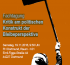 Fachtagung Kritik am politischen Konstrukt der Bleibeperspektive